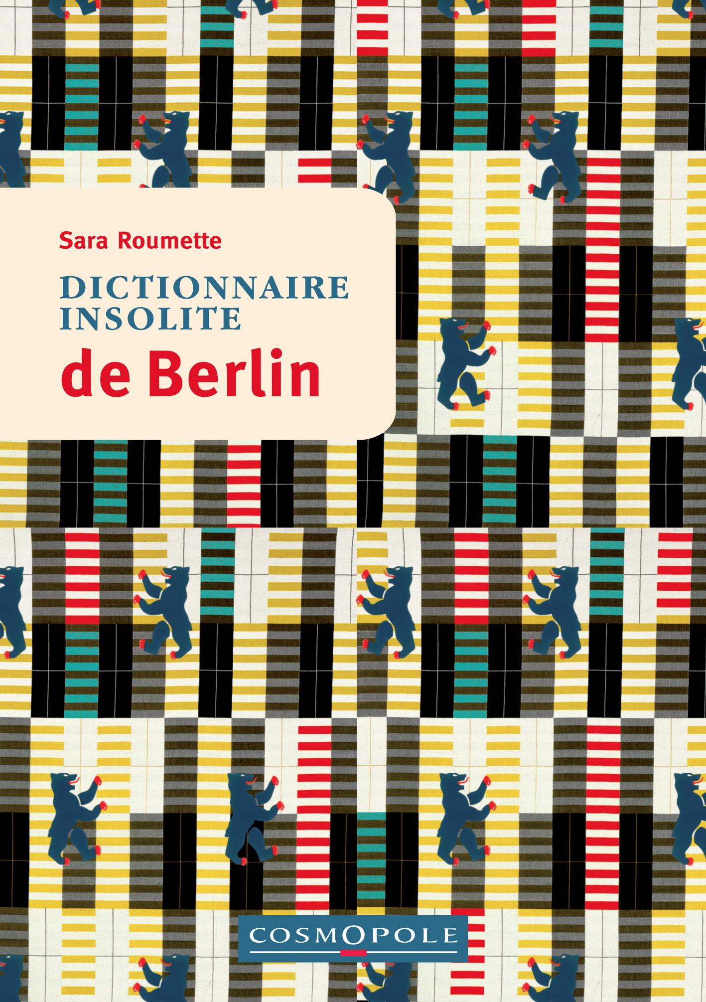 Dictionnaire insolite de Berlin