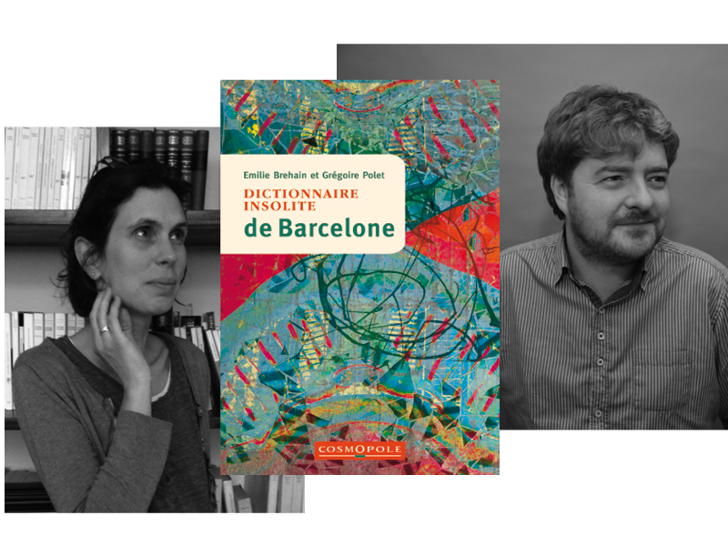 deux auteurs barcelone